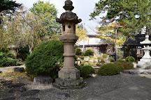 Matsugasaki Shrine, Yonezawa, Japan