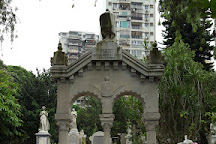 St. Michaels Chapel and Cemetery, Macau, China
