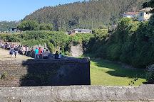 Castillo San Sebastian de la Cruz, Corral, Chile