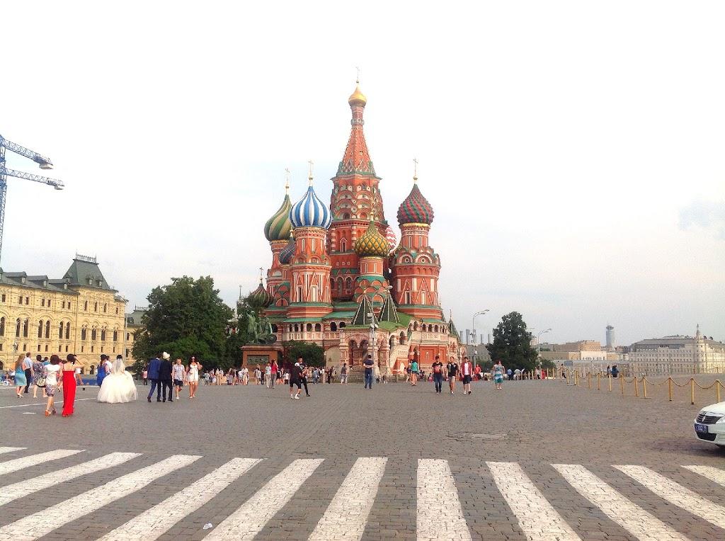 Фото Москва: Храм Василия Блаженного