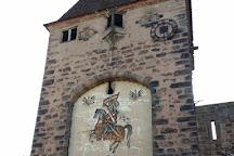 Porte du Bas -Porte de Strasbourg, Mutzig, France