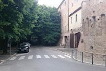 Walls, Corinaldo, Italy