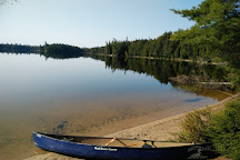 Canisbay Lake Day Use Area, Algonquin Provincial Park, Canada