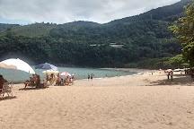 Toque Toque Grande Beach, Sao Sebastiao, Brazil