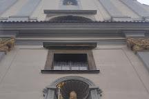St. Nicholas Church, Ceske Budejovice, Czech Republic