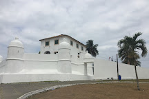 Monte Serrat (Sao Felipe) fort, Salvador, Brazil