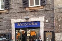 Bazooka, Rome, Italy