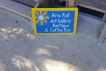 Aria Kat Art, Caye Caulker, Belize