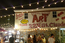Frenchmen Art Market, New Orleans, United States