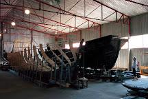 Museum Of Navigation Chaika, Zaporizhzhya, Ukraine