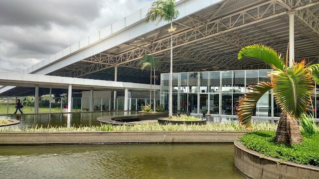 Interstate Bus Station of Brasilia