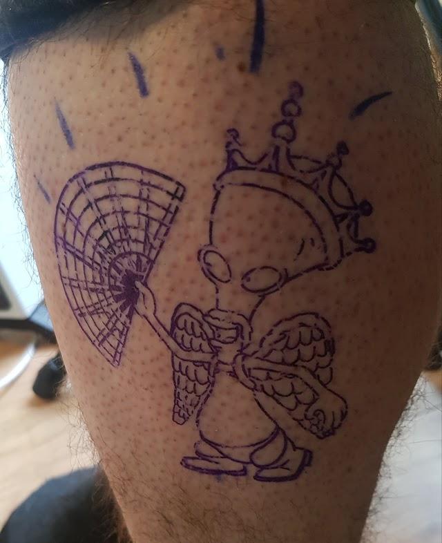 True Electric Tattoo