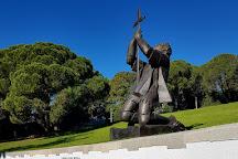 Jardim Ducla Soares, Lisbon, Portugal