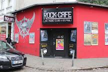 The Rock Cafe St.Pauli, Hamburg, Germany