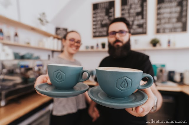 Ovride Specialty Coffee