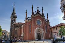 Chiesa San Bernardino, Turin, Italy