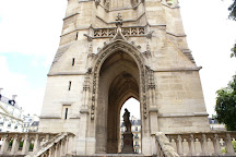 Tour Saint-Jacques, Paris, France