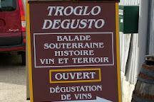 Troglo Degusto, Bourre, France