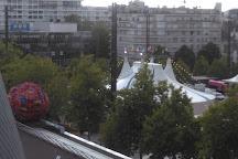 Les Champs Libres, Rennes, France