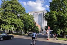 Robert-Koch Denkmal, Berlin, Germany