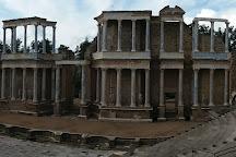 Teatro Romano de Merida, Merida, Spain