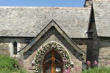 St. Enodoc Church, Trebetherick, United Kingdom