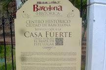 Casa Fuerte, Barcelona, Venezuela