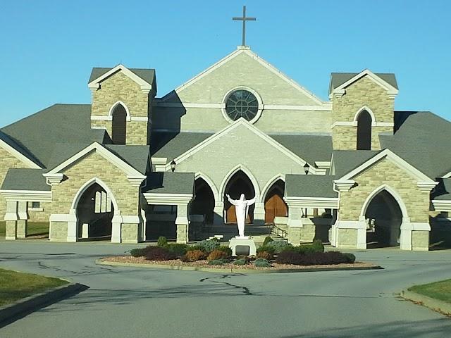 St Kateri church. Lagrange, ny
