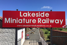 Lakeside Minature Railway, Southport, United Kingdom