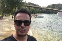 Freguesia de Santana Beach, Ilha Grande, Brazil