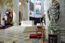 Collegiale Notre-Dame de Dole, Dole, France
