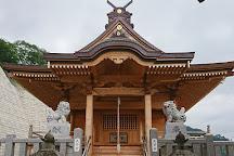 Kawarayu Shrine, Naganohara-machi, Japan