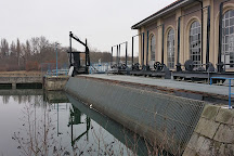 Vodni elektrarna na Strzi, Kromeriz, Czech Republic