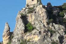 Mirador Castillo de Albanchez, Albanchez de Magina, Spain