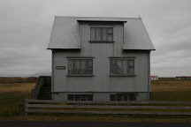 The Ghost Centre, Stokkseyri, Iceland