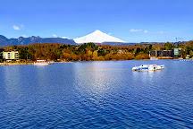 Lago Villarrica, Pucon, Chile