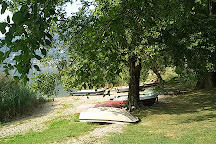 Lake of Pusiano, Bosisio Parini, Italy