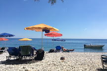 Glika Nera Bay, Loutro, Greece