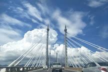 Penang Bridge, Penang Island, Malaysia