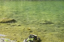 Emerald Lake, Racos, Romania