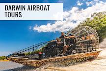 Darwin Airboat Tours, Darwin, Australia