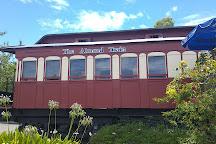 The Almond Train, McLaren Vale, Australia