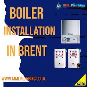 boiler installation in Brent