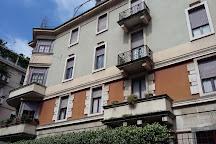 Casa Museo Boschi Di Stefano, Milan, Italy