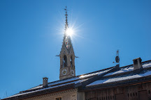 Baselgia San Lurench, Sent, Switzerland