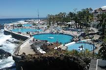 Costa Martianez, Puerto de la Cruz, Spain
