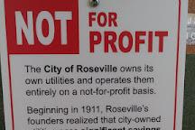 Roseville Utility Exploration Center, Roseville, United States