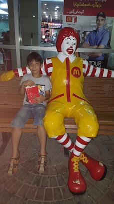 McDonald's Parking Lot