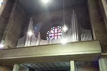 Church of St. Christopher, Charleroi, Belgium