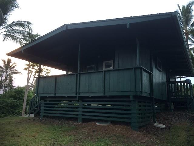 Waianapanapa State Park Cabins